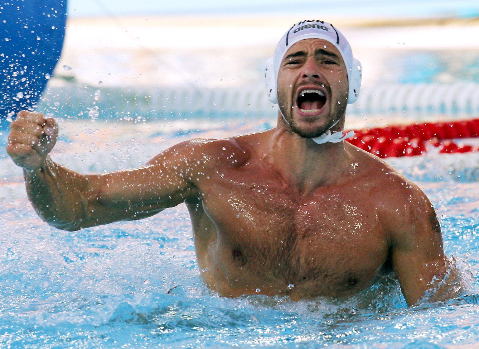 Benedek Tibor a 2004-es athéni olimpián