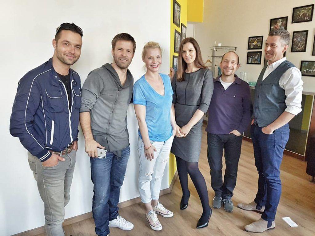 A Z3 műsorvezetői újra találkoztak