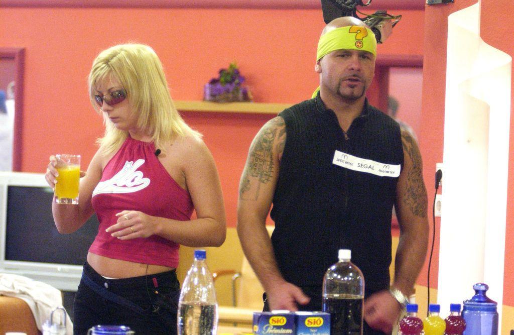 Katka és Segal