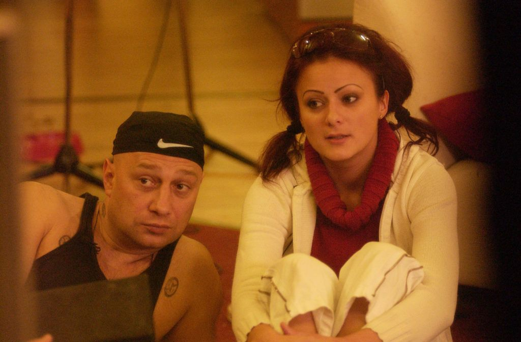 Pongó és Rita a BigBrother szereplői