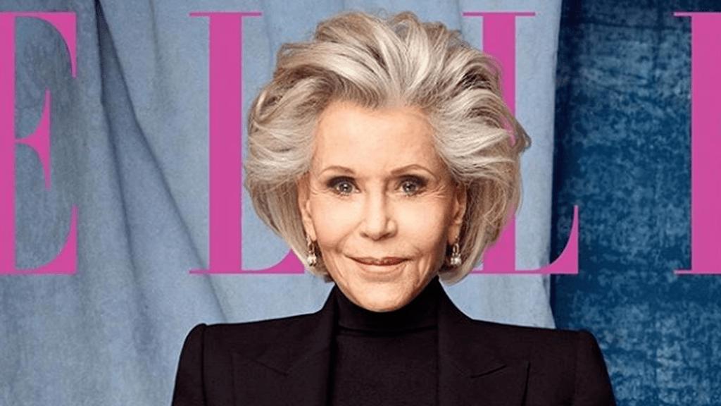 Jane Fonda 82 éves