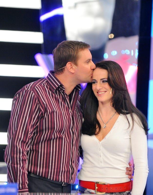 Czene Attila és Bánhidi Petra a TV2 műsorában