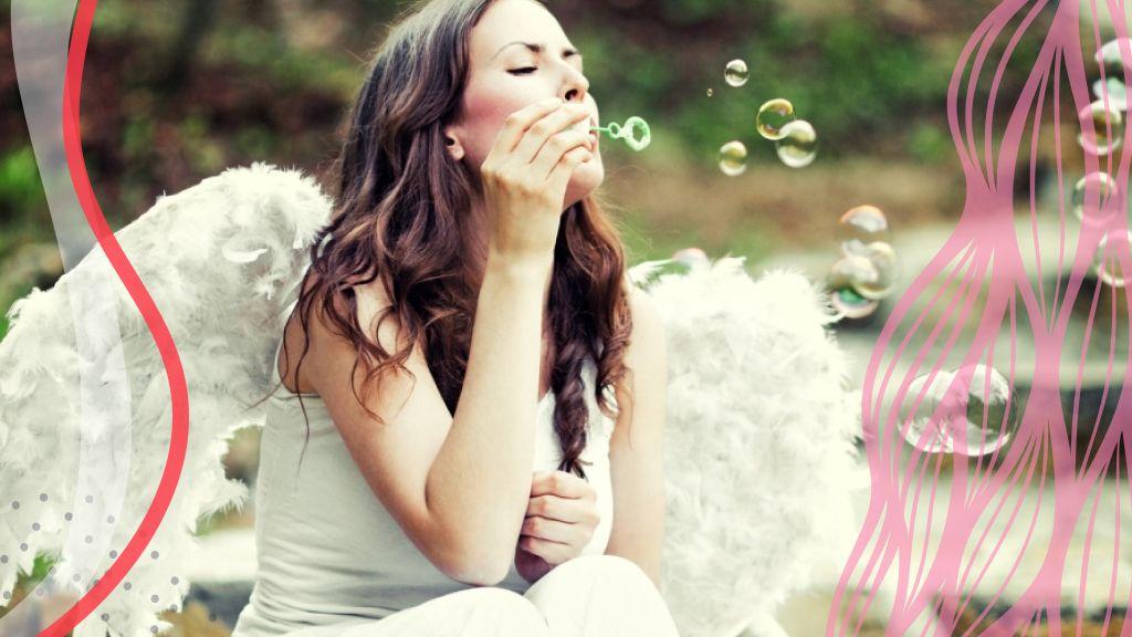 Boldogságot, örömet jeleznek az angyalok