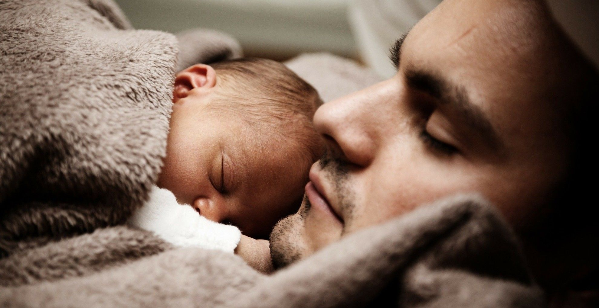 Egy apa nyílt levele újszülött kisfiához.