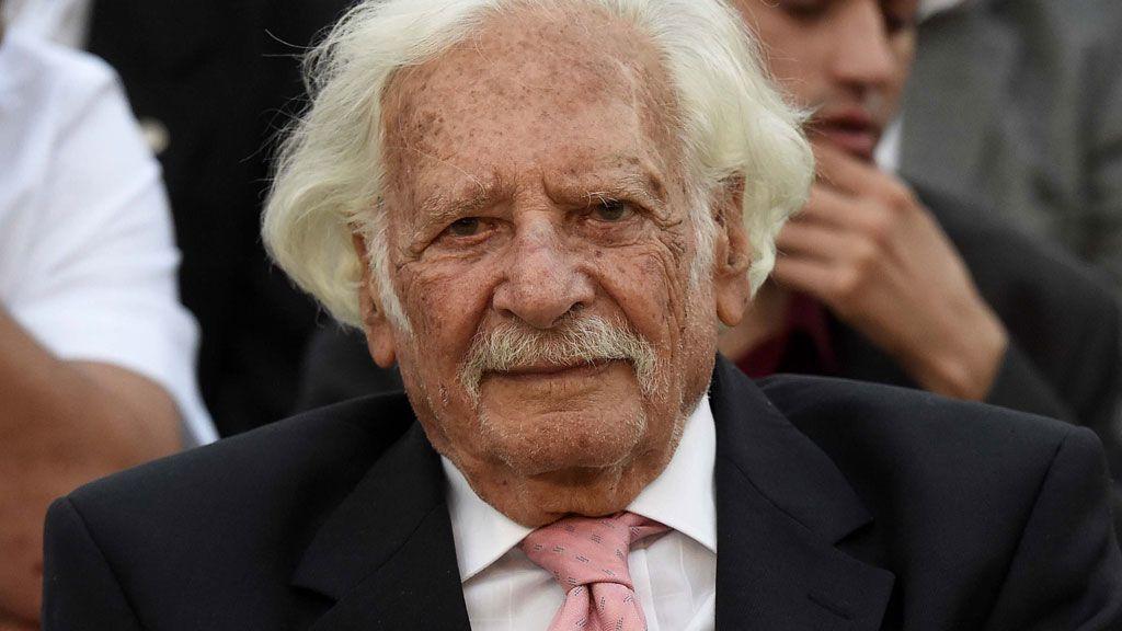 A negyedik házasságában él az idén 101 éves Bálint gazda