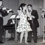 Bangó Margit fiatalon lendületes volt a színpadon
