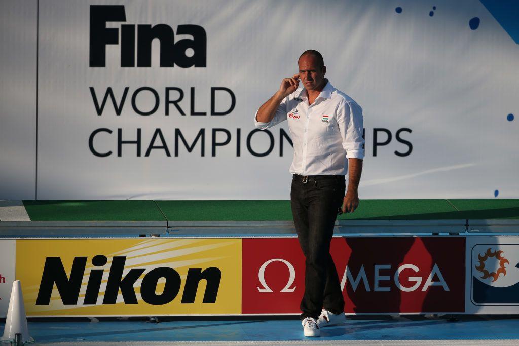 Benedek Tiborra emlékezett egykori edzője