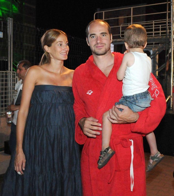 Epres Panni és Benedek Tibor fia, Mór a pár első közös gyereke