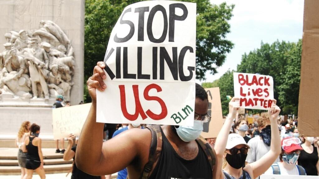 Black Lives Matter, tüntetés, Amerika,