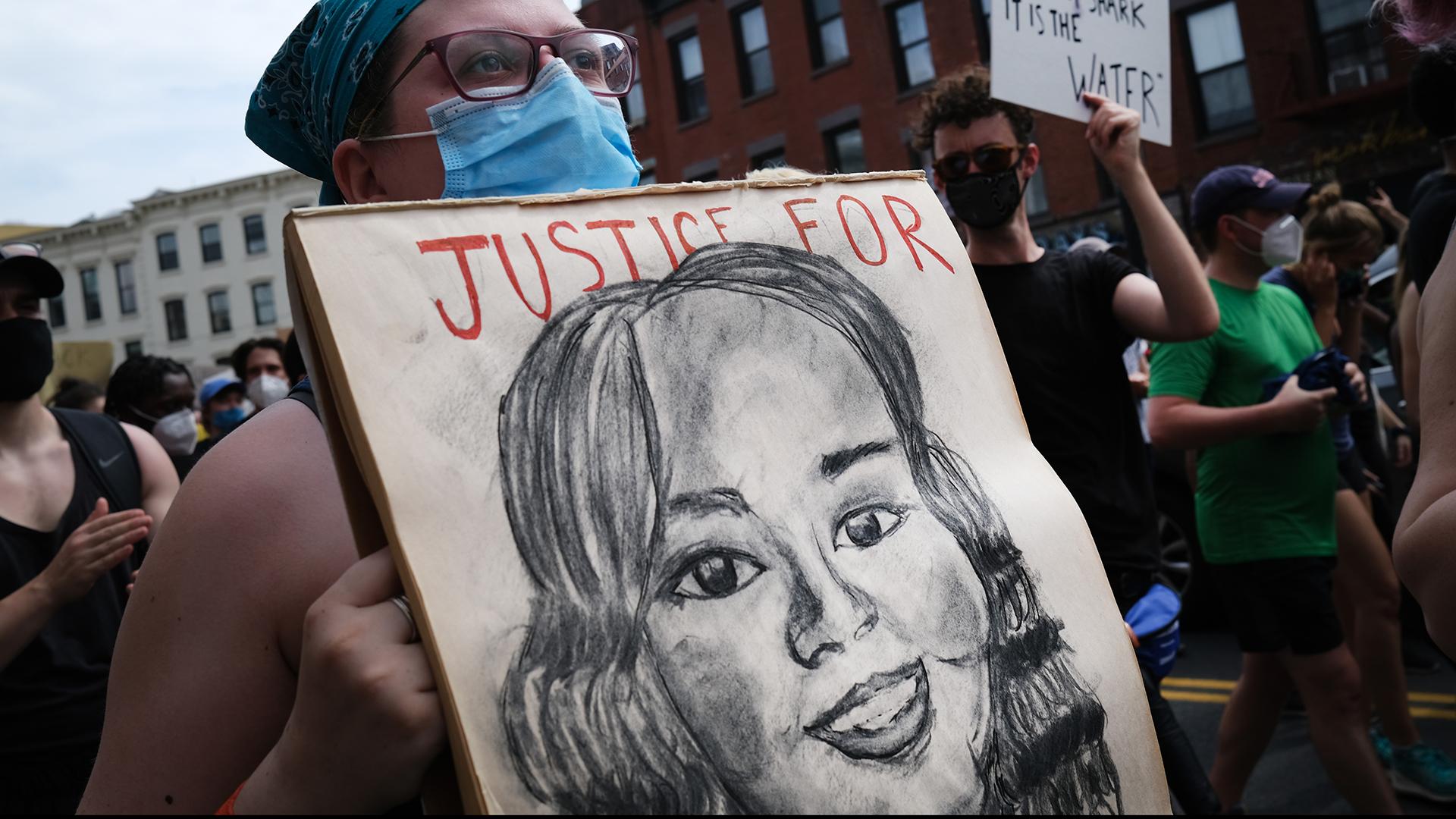 Breonna Taylorért is tüntet a Black Lives Matter mozgalom