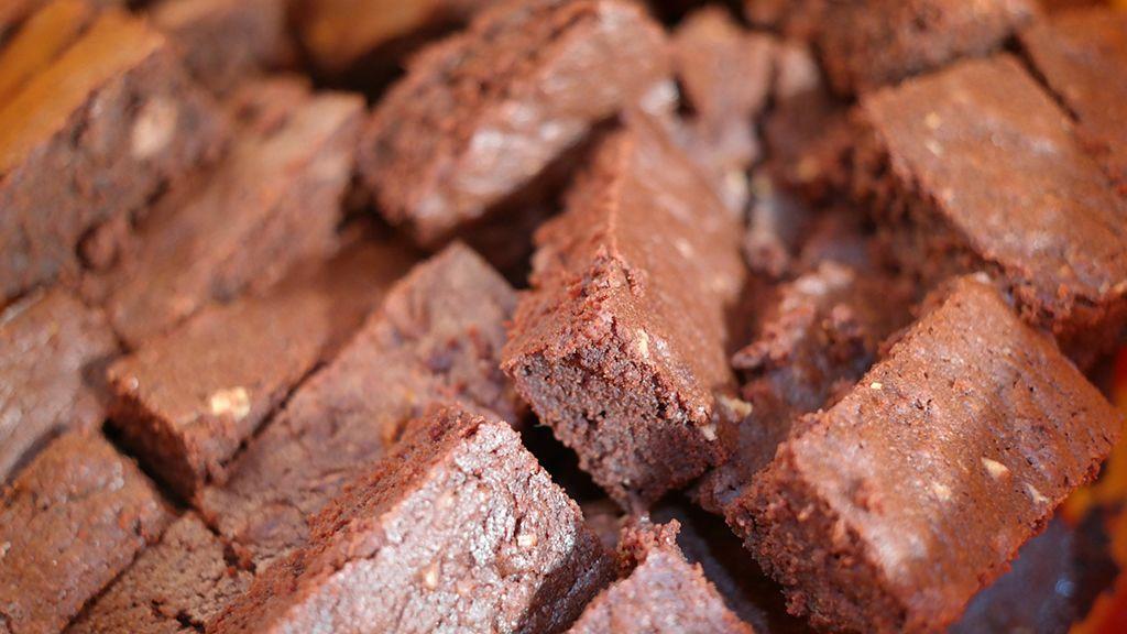 A brownie és a piték nagyon jól esnek a strandon (Fotó: Pixabay.com)