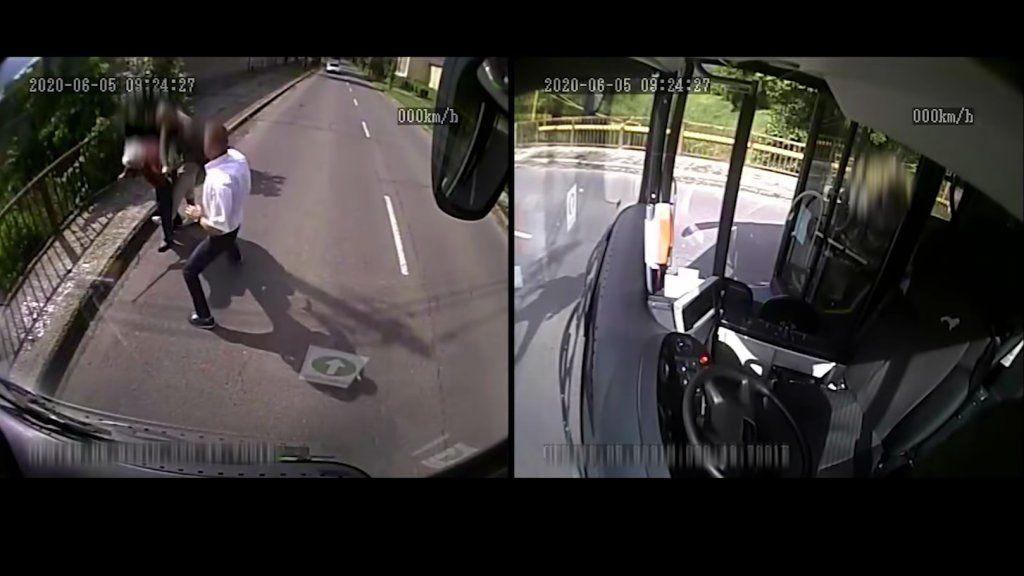 hős buszsofőr miskolc