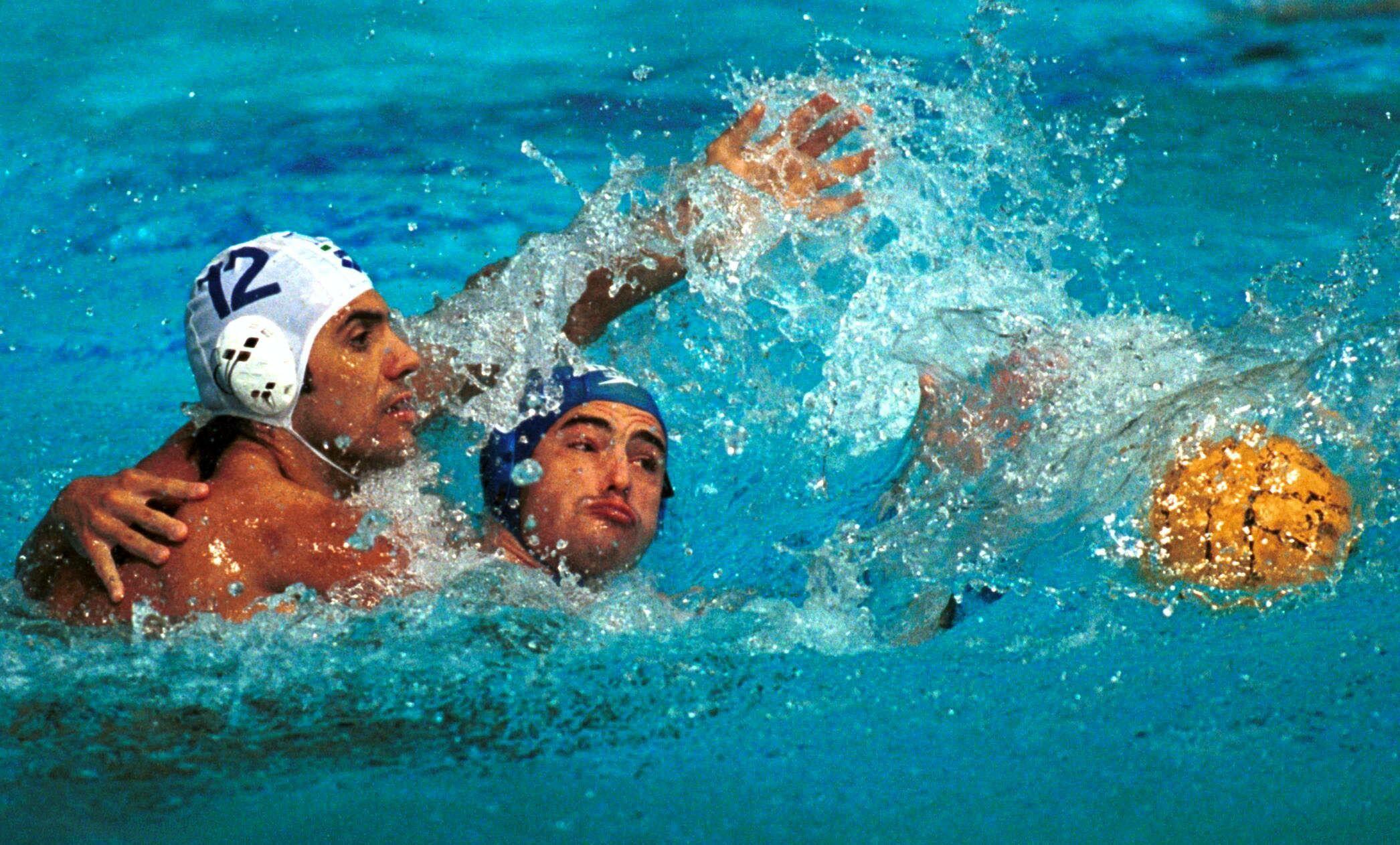 Benedek Tibor a 2000-es sydney-i olimpián