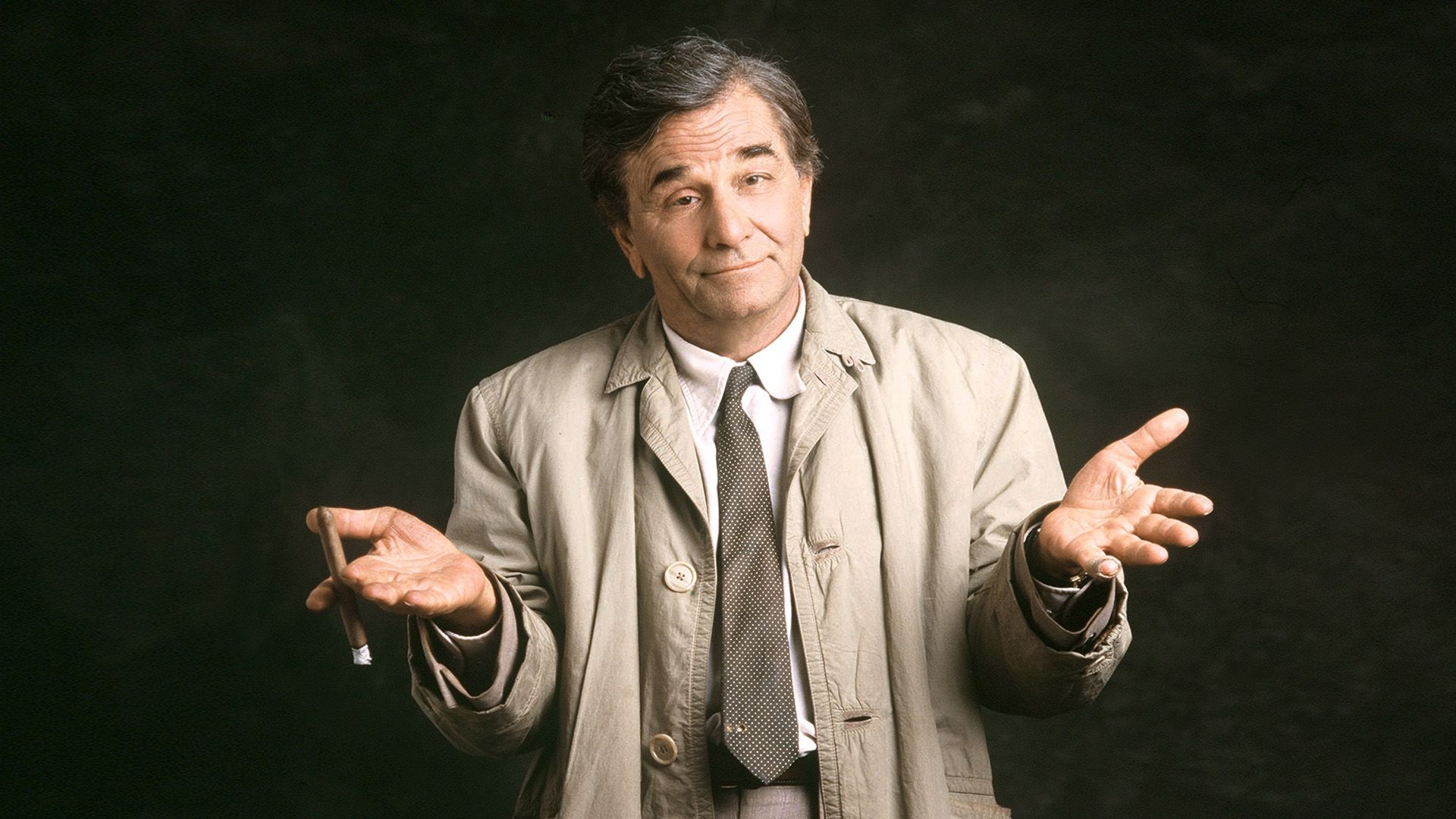 Portré az utánozhatatlan Columbo hadnagyról