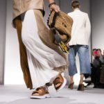 vastag talpú csatos papucs - Givenchy
