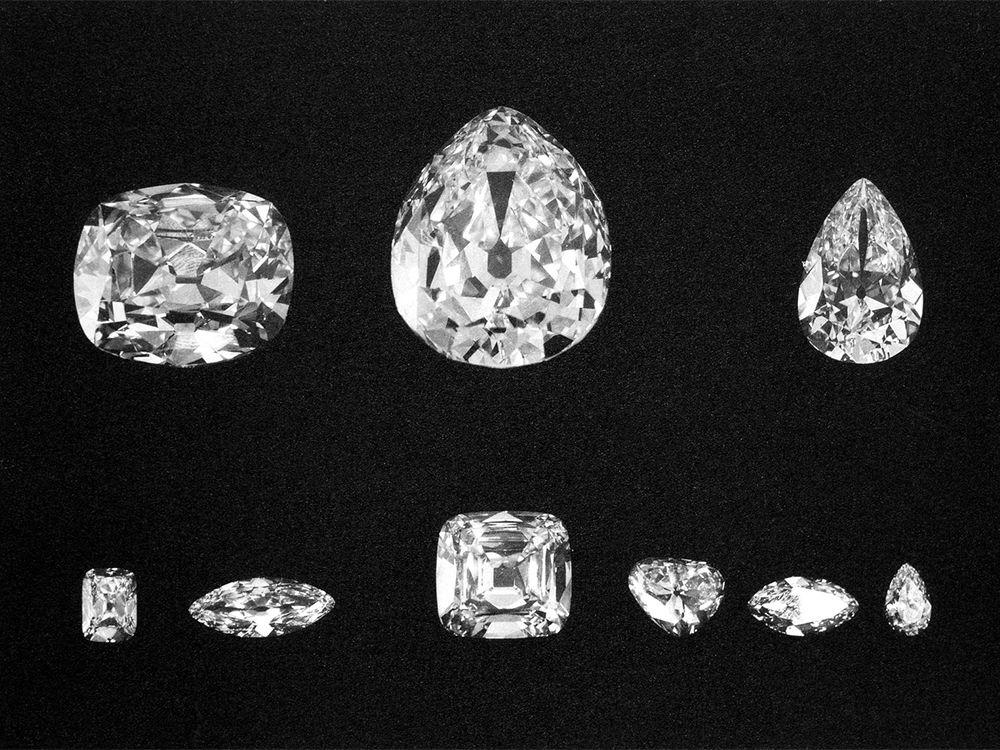 A Cullinan gyémántok