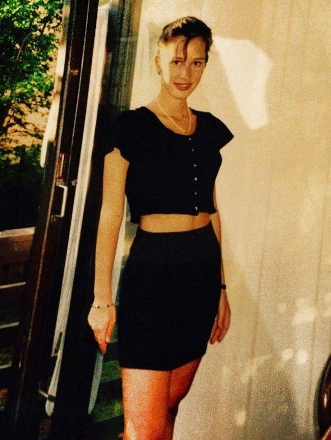 Demcsák Zsuzsa modellként a Szupermodell versenyen a 15 legjobb közé került (Fotó: Demcsák Zsuzsa Facebook)