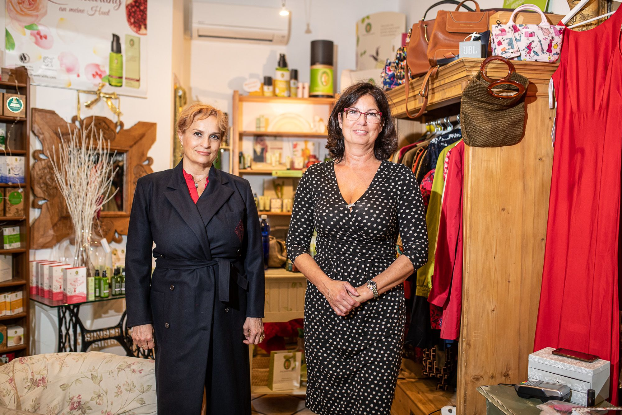 Rita és Adrienn (fotó: Neményi Márton)
