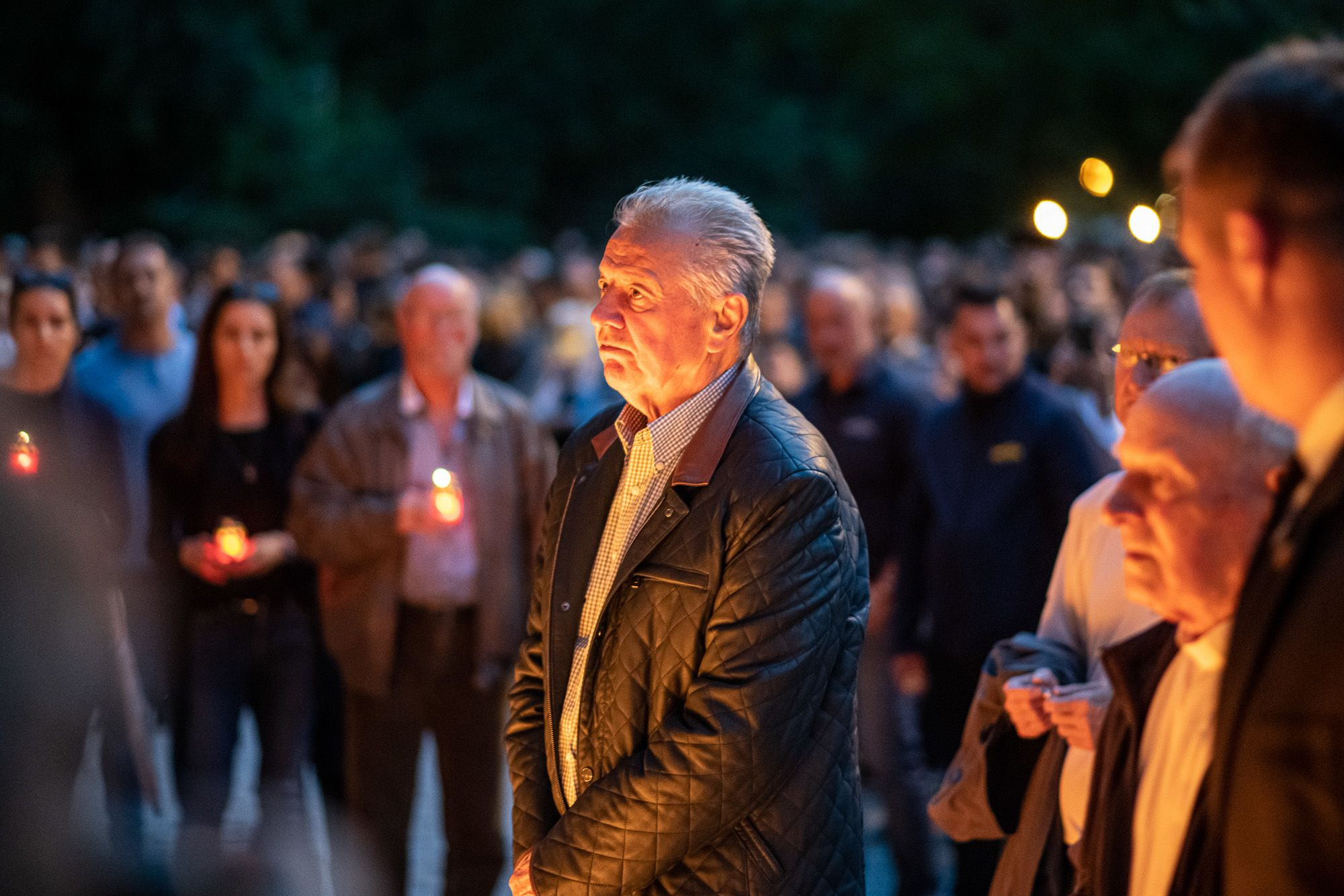 Schmitt Pál is lerótta tiszteletét (fotó: Neményi Márton)