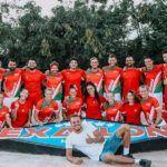 Az Exatlon Hungary csapata és Yilmaz