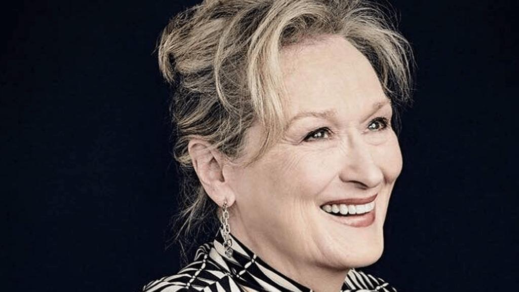 Meryl Streep kortalan szépség