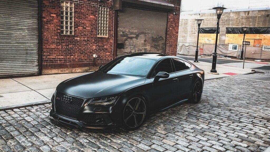 Úgy néz ki, nem volt semmilyen fekete Audi. Ez a kép is csak illusztráció (Fotó: Pexels.com)