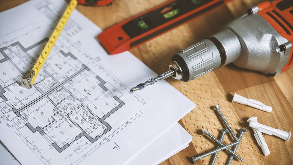 Építkezni talán még a felújításnál is nehezebb (Fotó: Pexels.com)