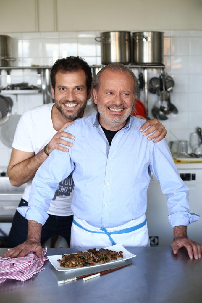 Fördős Zé és az édesapja