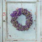 levendula dekorációAkár egy szekrényajtóra is felakaszthatod