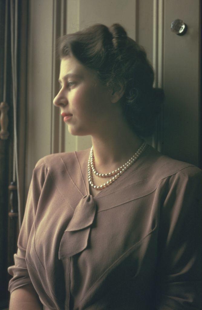 A fiatal Erzsébet