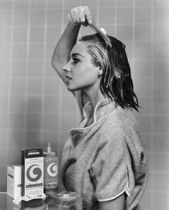 A hajfestés története