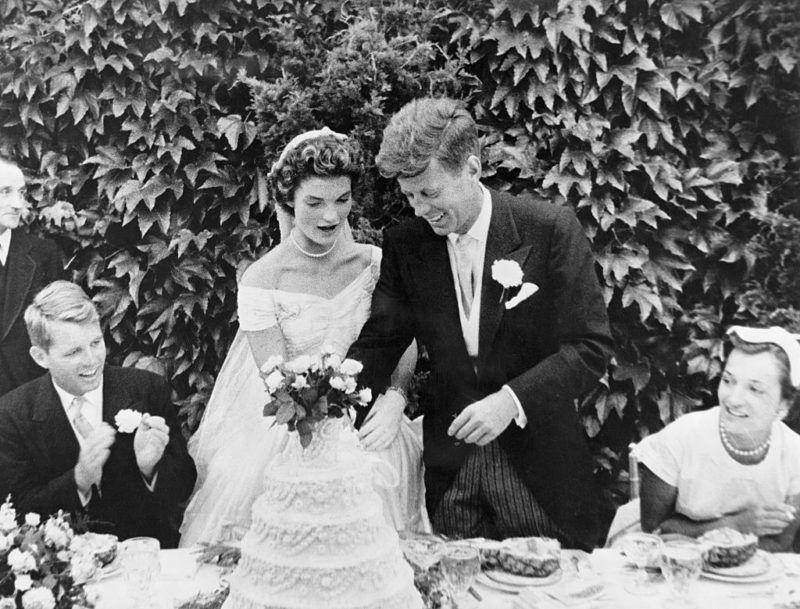 Jacqueline Kennedy esküvője
