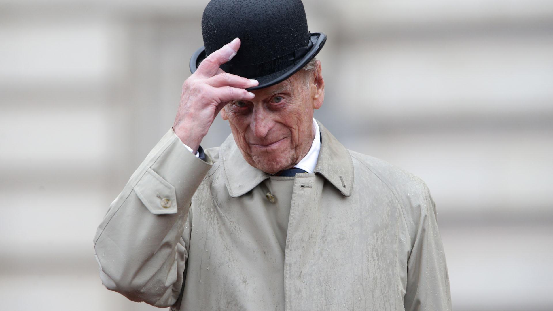 99 éves Fülöp herceg, a brit királyi család sziklája