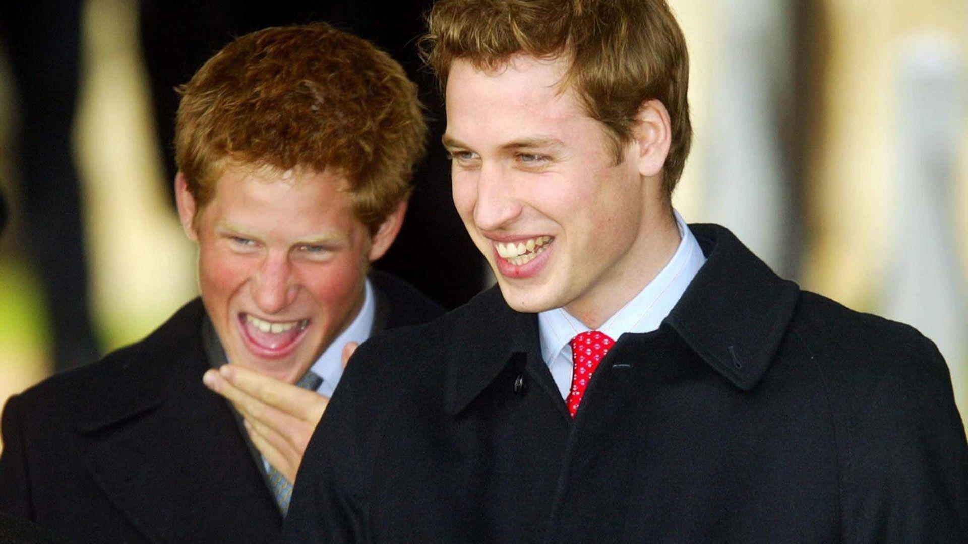 A 20 éves Vilmos herceg