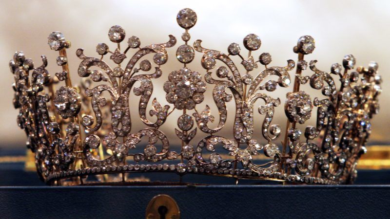 A Poltimore tiara