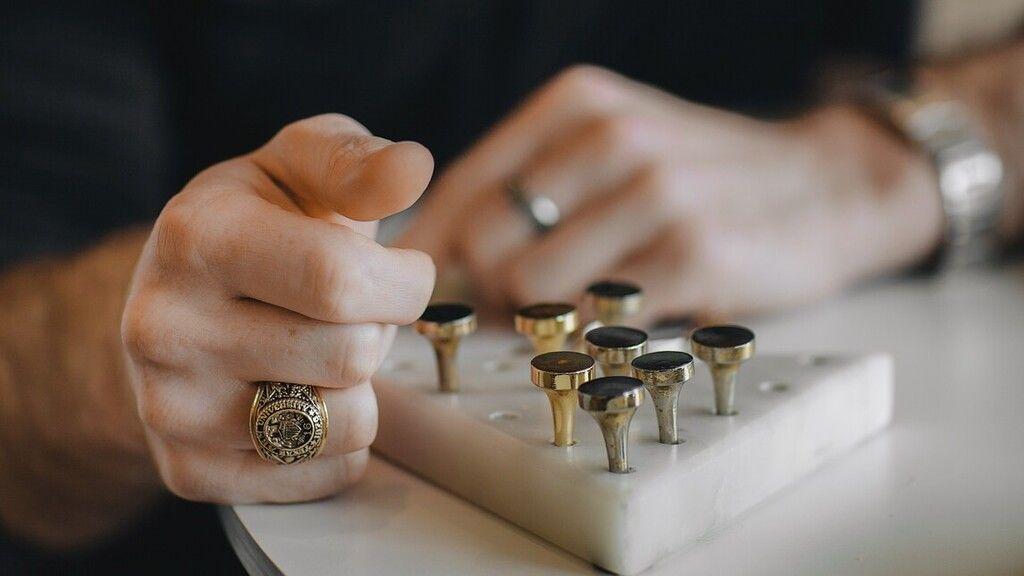 Huszonkét év után került elő egy amerikai férfi pecsétgyűrűje