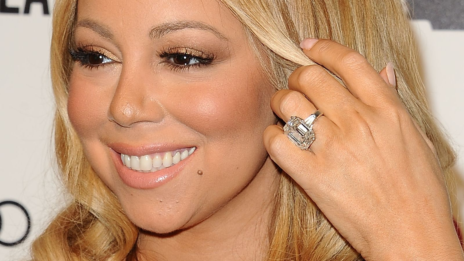Mariah Carey eljegyzési gyűrűje