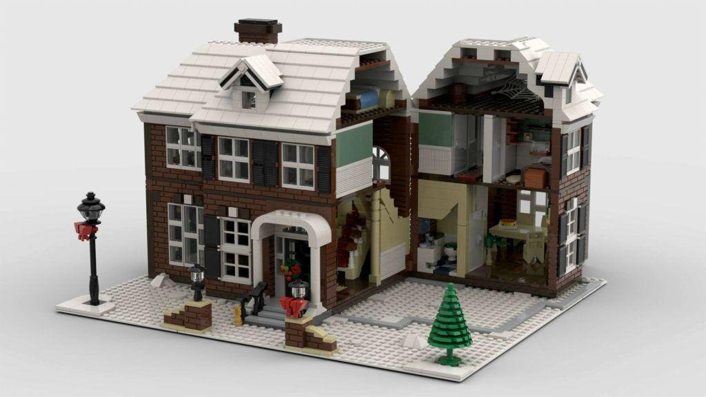 Hivatalos LEGO-készlet készül a Reszkessetek betörők című film alapján.