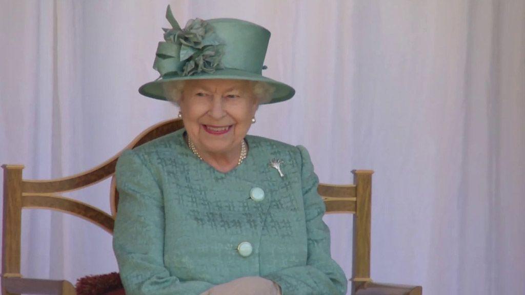 II. Erzsébet / Fotó: Profimedia
