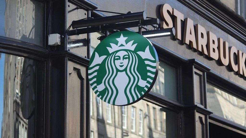 Starbucks - Fotó: Pixabay