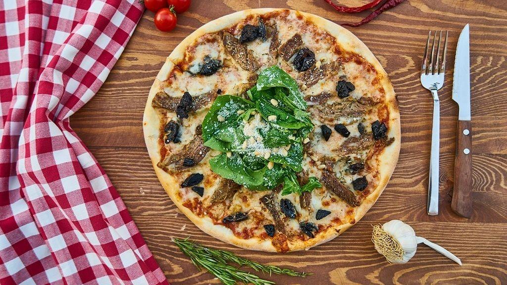 Pizza - Fotó: Pexels