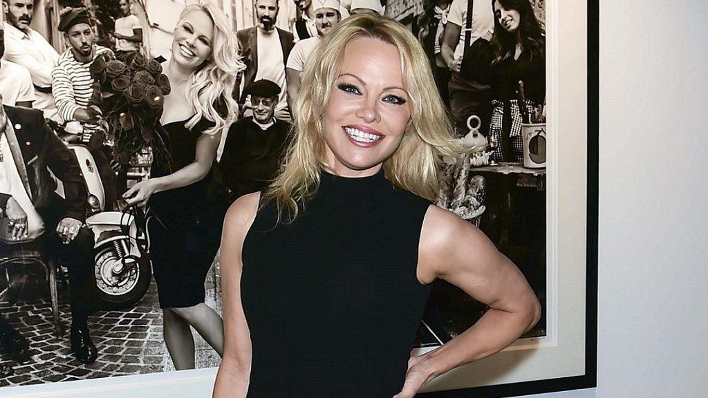 Pamela Anderson - Fotó: Getty