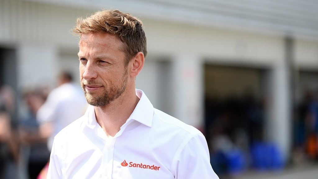 Jenson Button - Fotó: Getty