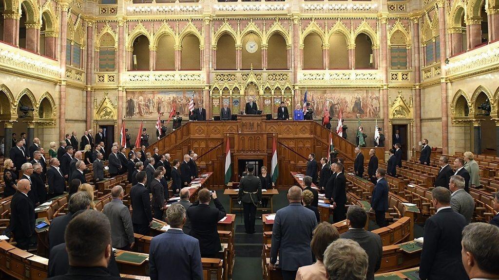 Az Országgyűlés plenáris ülése 2020. június 16-án - Foptó: MTI/Kovács Tamás