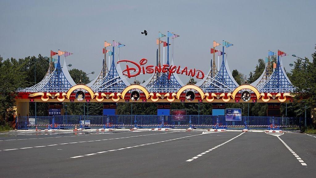 Párizs Disneyland - Fotó: Getty Images
