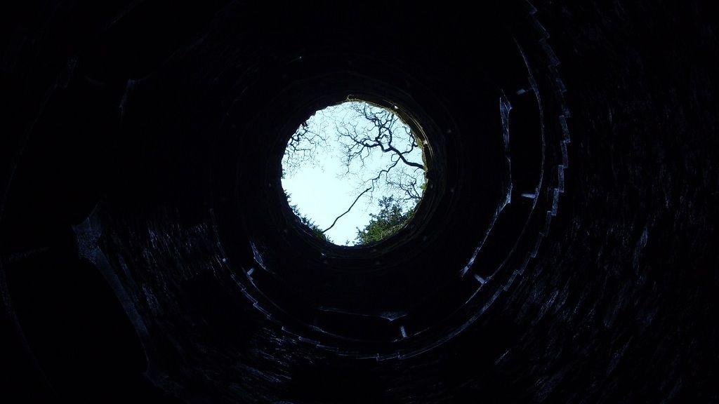 Kút mélye - Fotó: Pexels