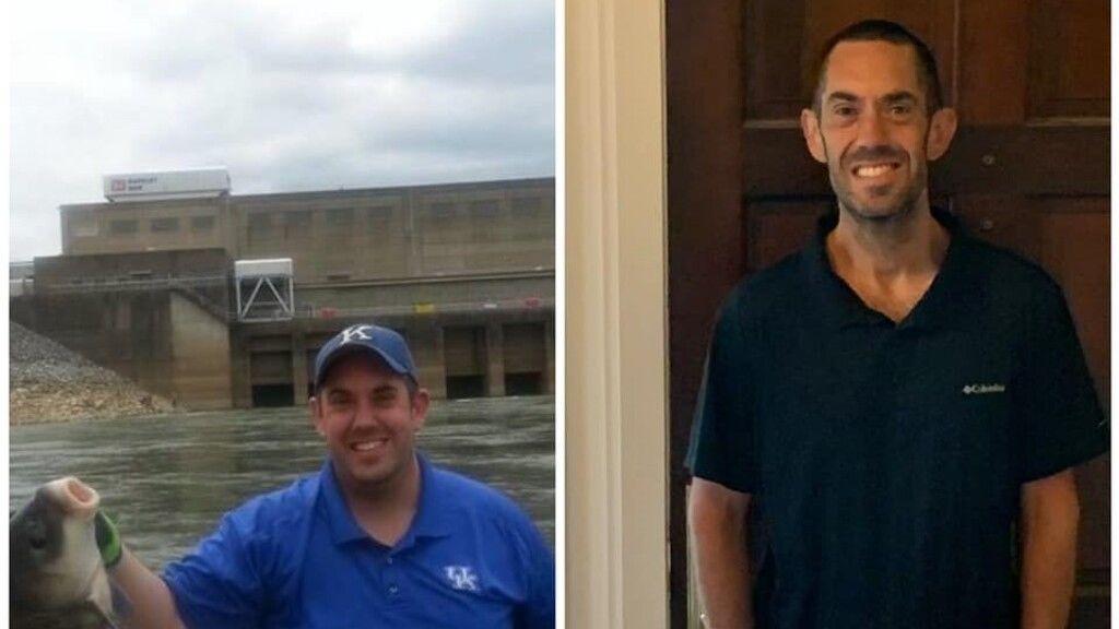 58 kilótól szabadult meg az apa, hogy együtt futhasson az ikreivel