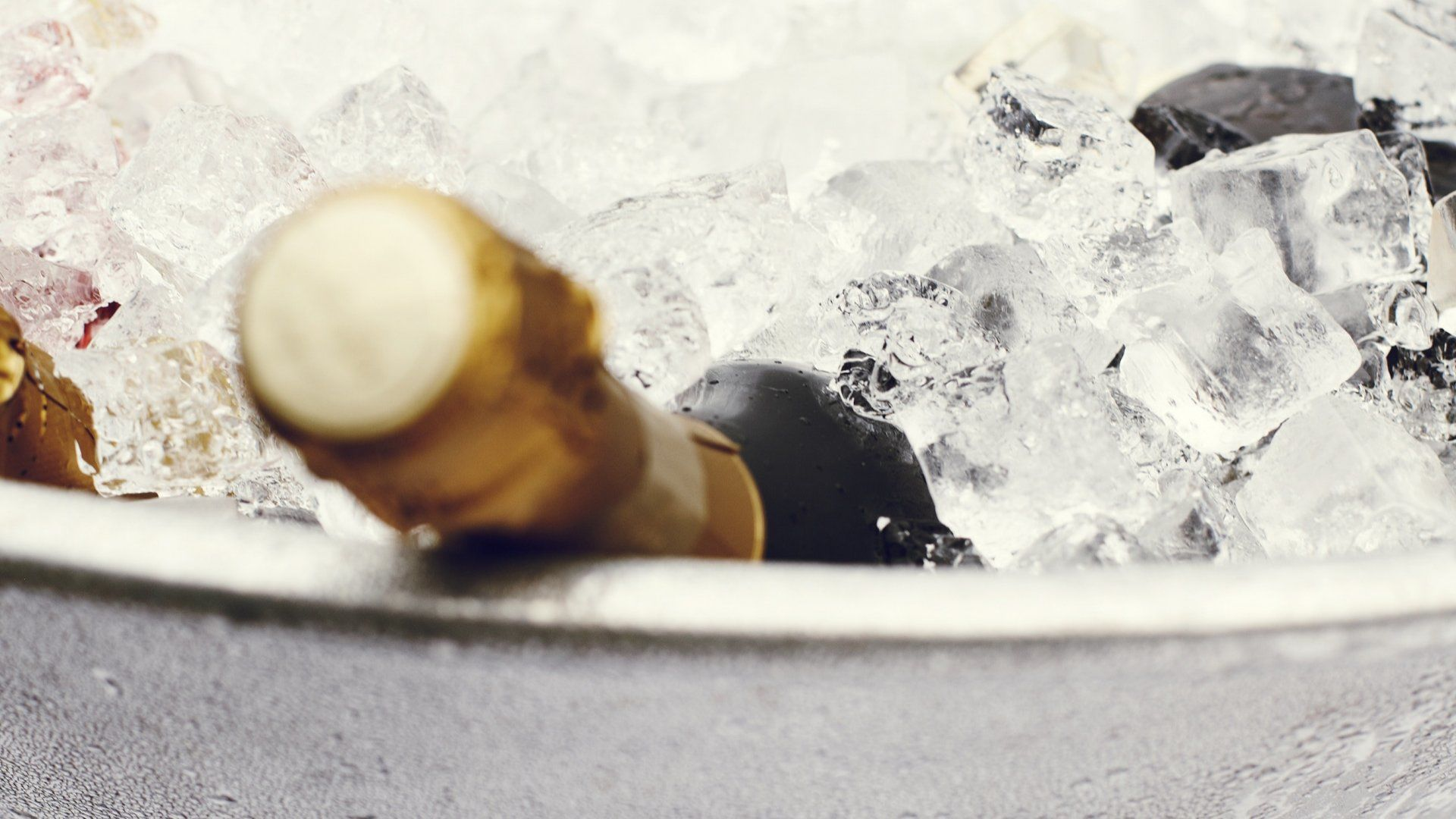 hűtött ital jég