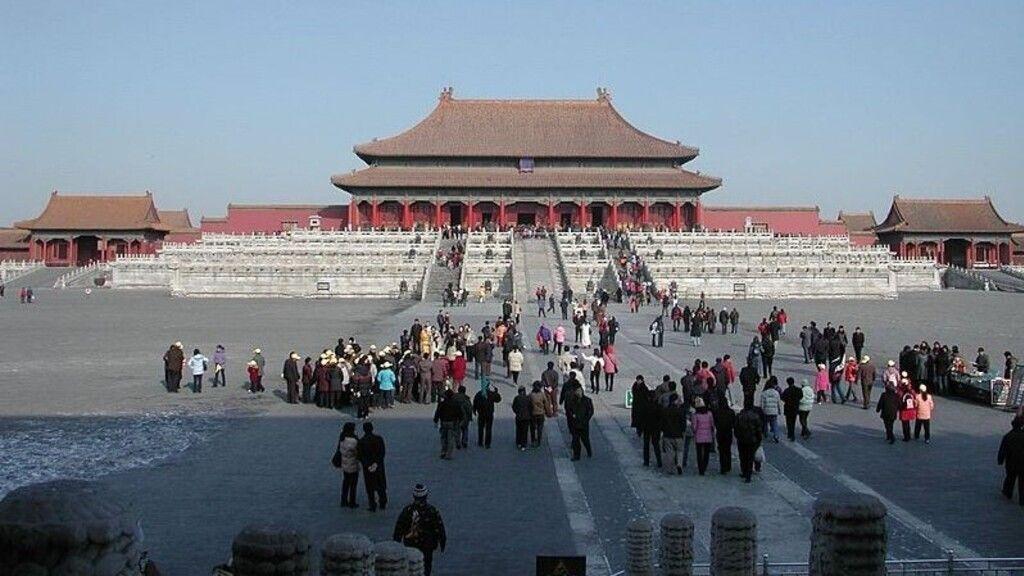 Peking egészében betiltották szombaton az idegenforgalmi és sporteseményeket (Fotó:Allen Timothy Chang, Wikipédia)