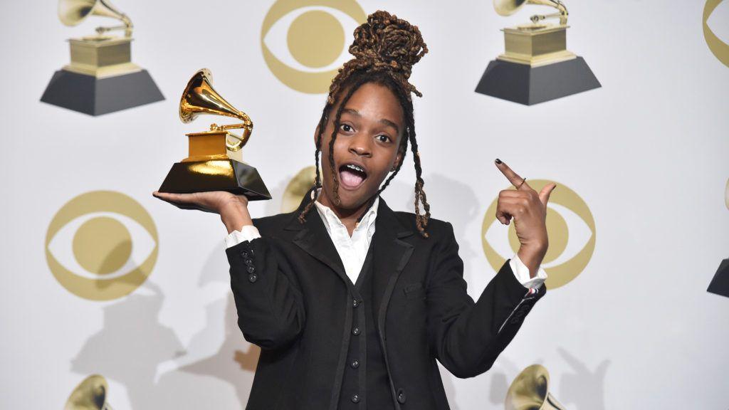 Mikayla Simpson, azaz Koffee a reggae új királynője
